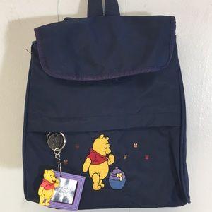 Winnie the Pooh Vintage Backpack